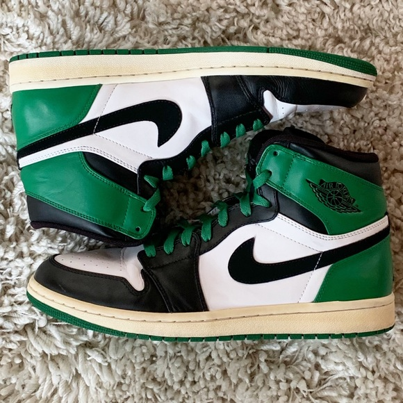 Nike Shoes   Air Jordan Hi Celtics Dmp
